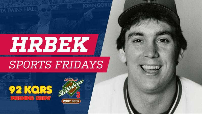 Hrbek Sports Fridays (June 11, 2021)