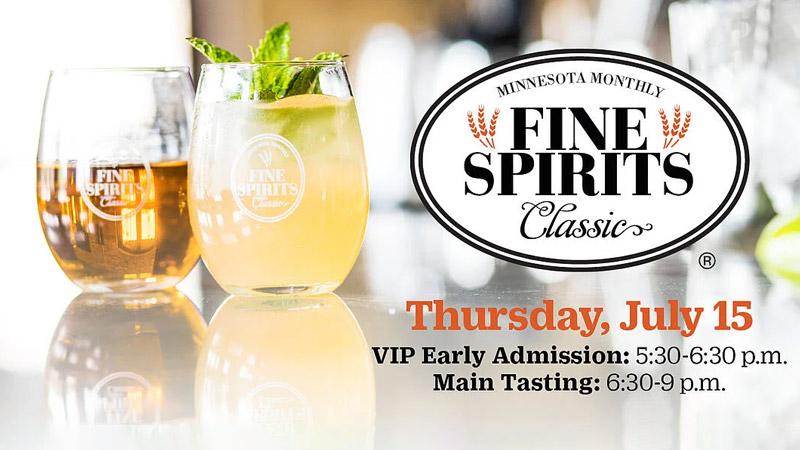 JUL 15 • Minnesota Monthly's 2021 Fine Spirits Classic