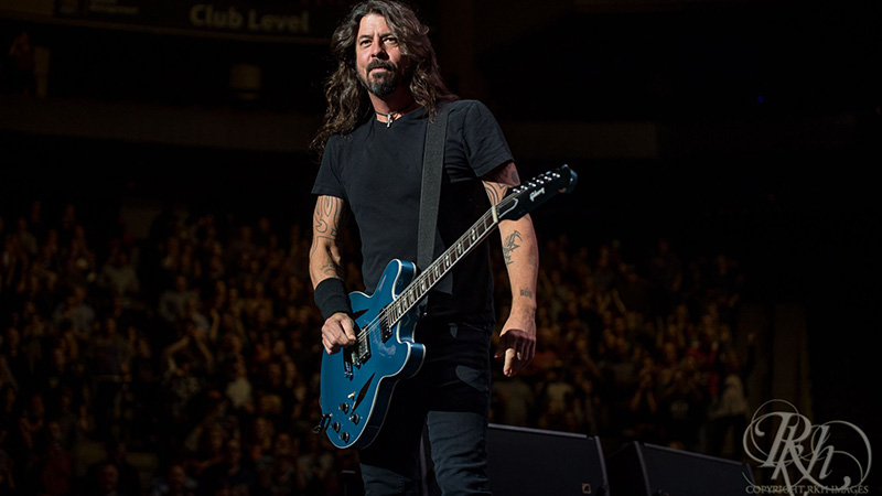 Foo Fighters Release Madison Square Garden Mini-Documentary