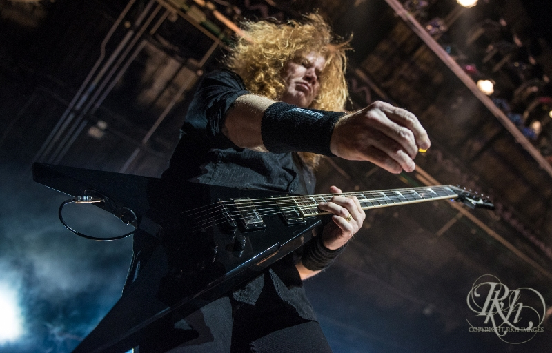 Megadeth Announces Plans to Release Unplugged in Boston