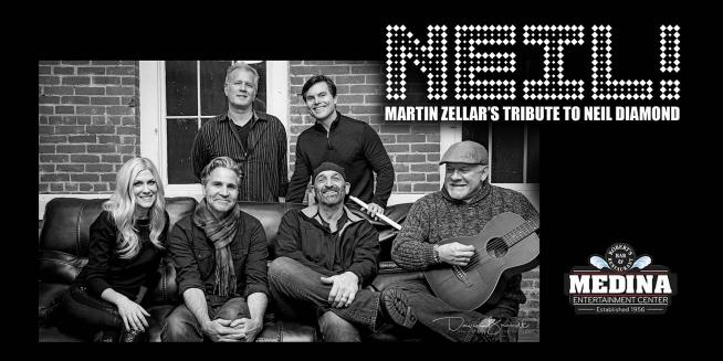 OCT 9 • Neil! Martin Zeller's Tribute to Neil Diamond