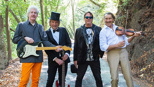 OCT 15 • The Tubes featuring Fee Waybill
