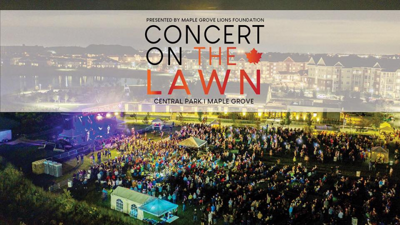 SEP 17 & 18 • Concert on the Lawn