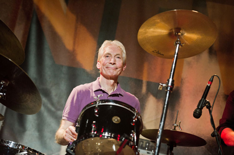 Charlie Watts of The Rolling Stones Passes Away at 80