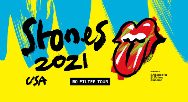 Win Rolling Stones Tix in the First 5 Rows!