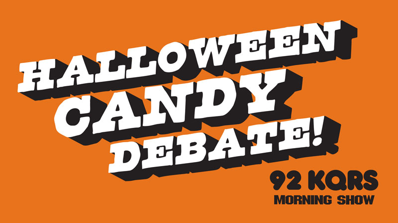 Halloween Candy Debate