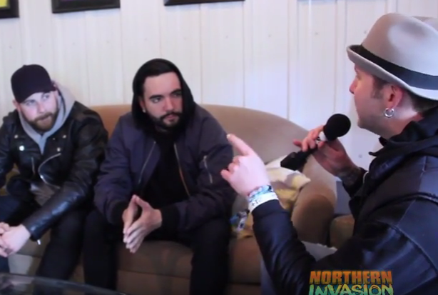 VIDEO: Interview with A Day To Remember