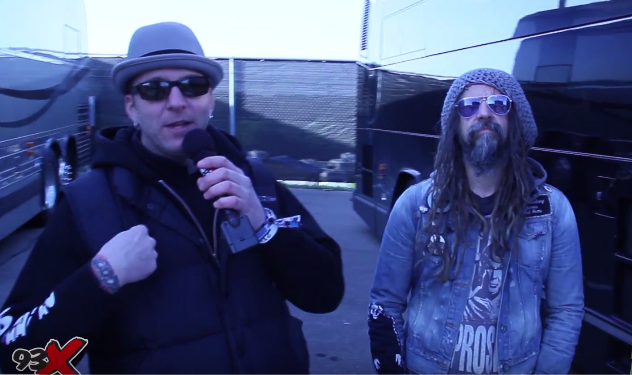 VIDEO: Interview with Rob Zombie