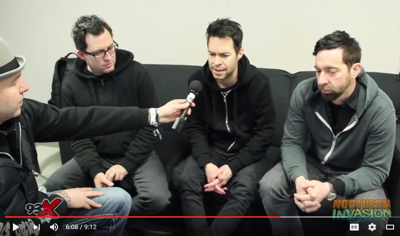 VIDEO: Interview with Chevelle