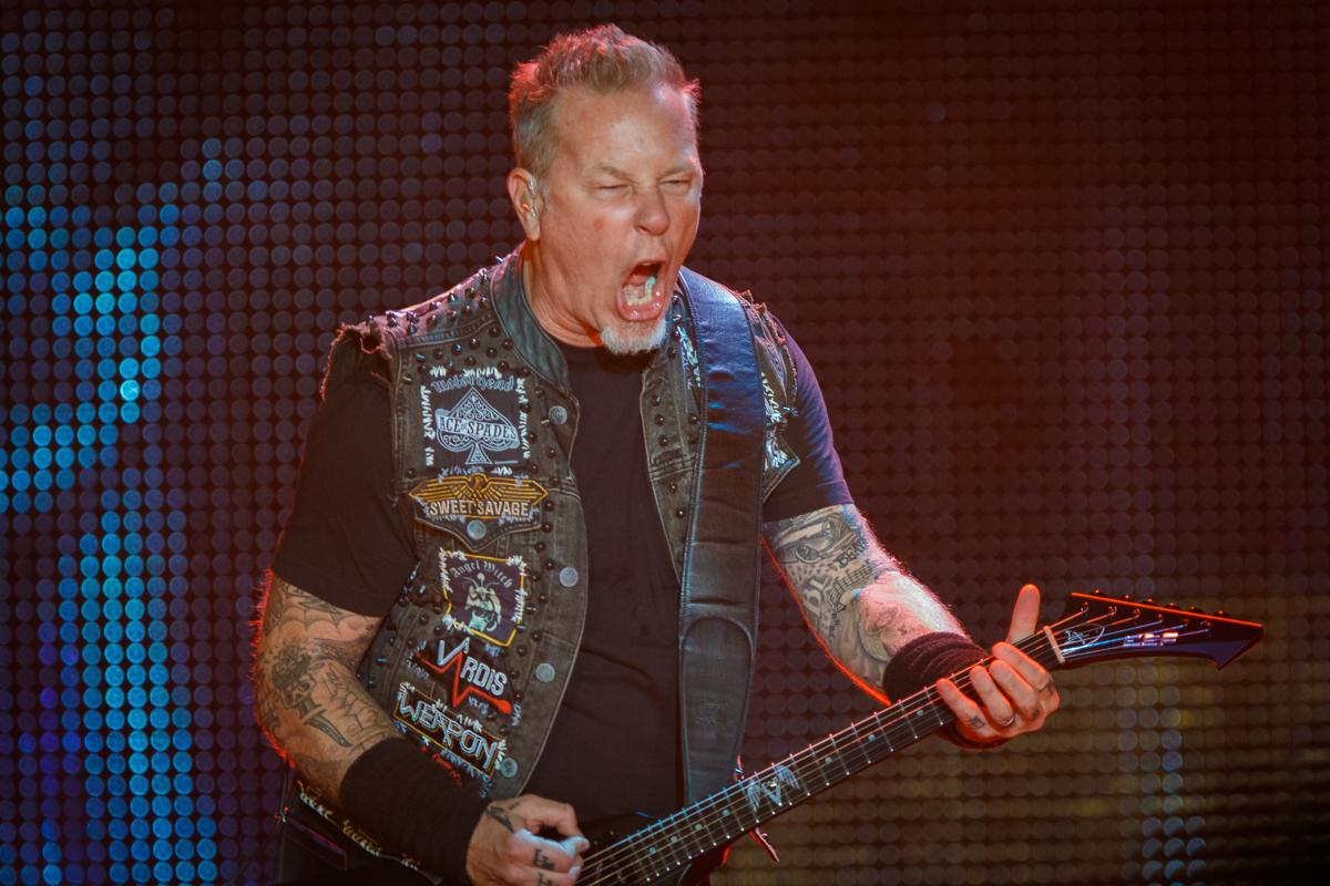 PHOTOS: Metallica @ U.S. Bank Stadium