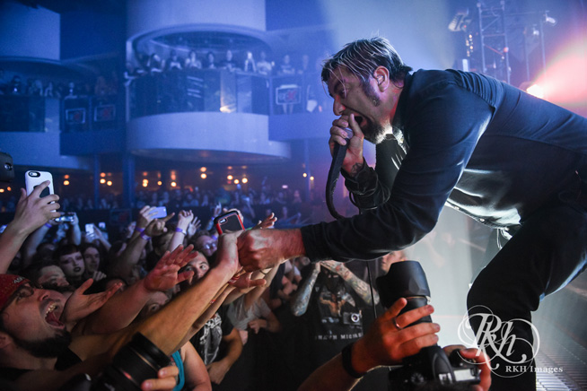 PHOTOS | Deftones at Myth: August 16, 2016