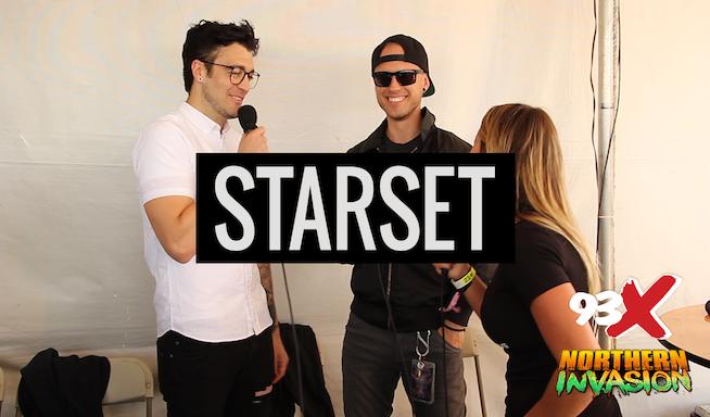 Northern Invasion 2017: Interview with Starset