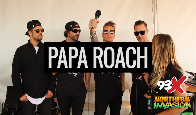 Northern Invasion 2017: Interview with Papa Roach