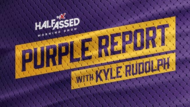 What Kyle Rudolph Has to Do for a COVID Test