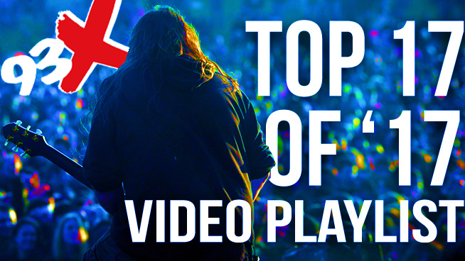 Top 17 of '17 Video Playlist