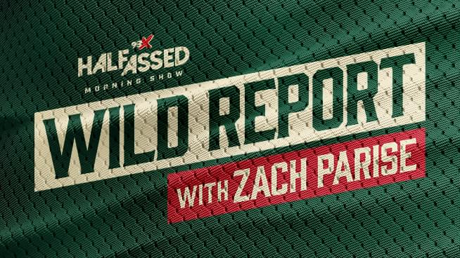 Zach Parise Was Followed Home by a Fan