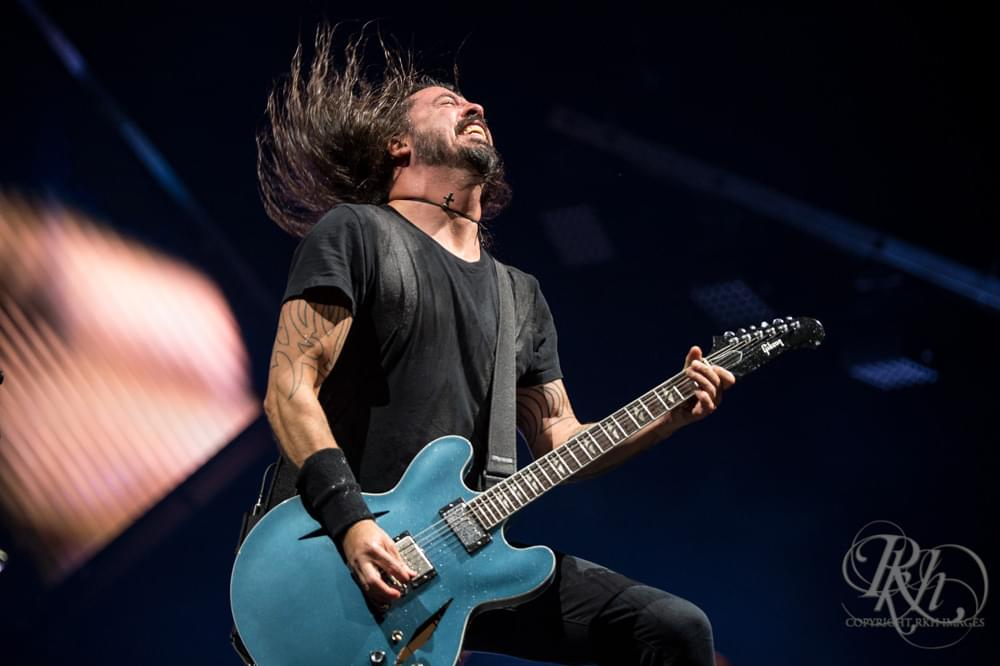BBC Releases Trailer For Career-Spanning Dave Grohl Interview