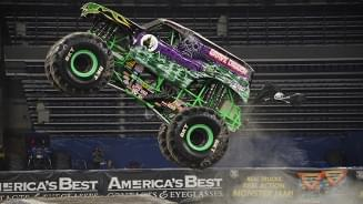 PHOTOS: Monster Jam at US Bank Stadium (February 16, 2019)