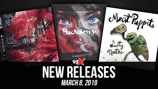 Notable New Releases – March 8, 2019