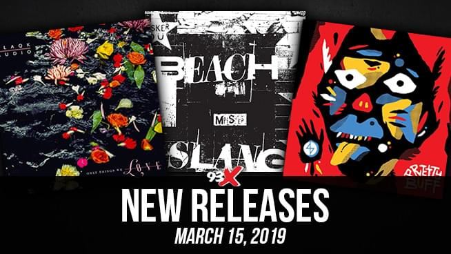 Notable New Releases – March 15, 2019