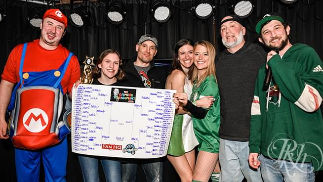 PHOTOS: Mario Kart Tournament at Outtakes Bar (March 16, 2019)