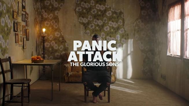 "Glorious Sons Debut Video for ""Panic Attack"""
