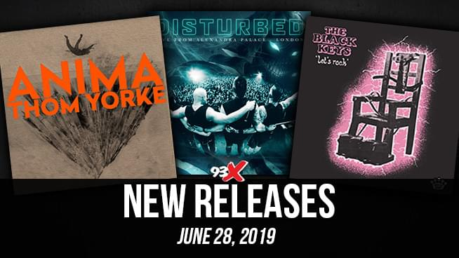 Notable New Releases – June 28, 2019