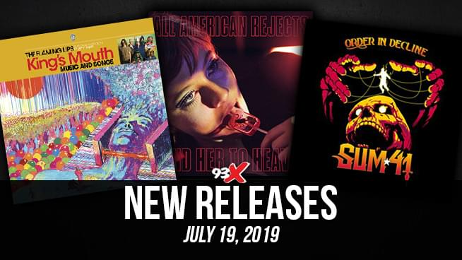 Notable New Releases – July 19, 2019