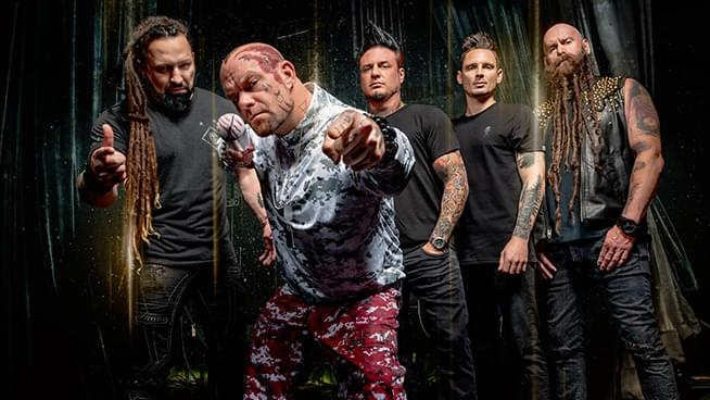 This Weekend: Win FIVE Tickets to Five Finger Death Punch!
