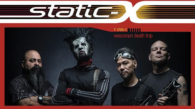 DEC 4 • Static-X & Mushroomhead