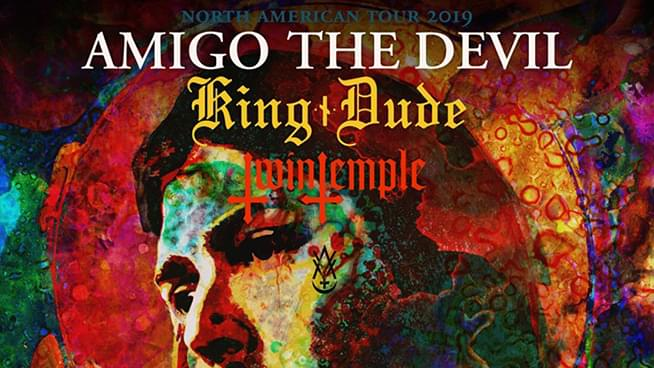 NOV 20 • Amigo the Devil