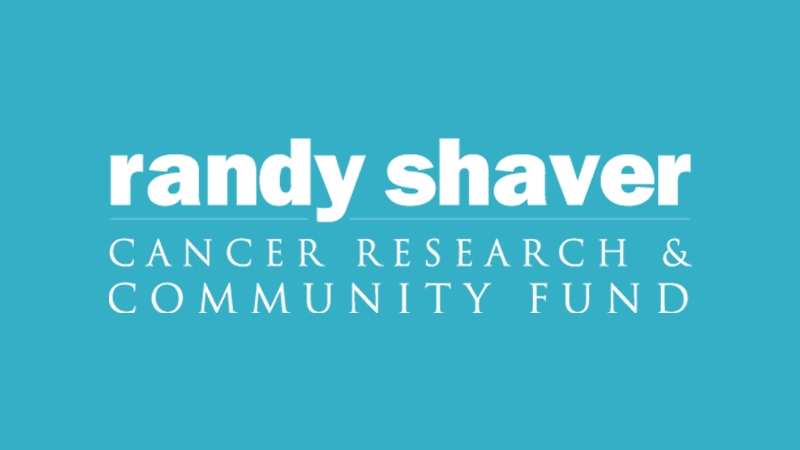 Randy Shaver Cancer Research & Community Fund