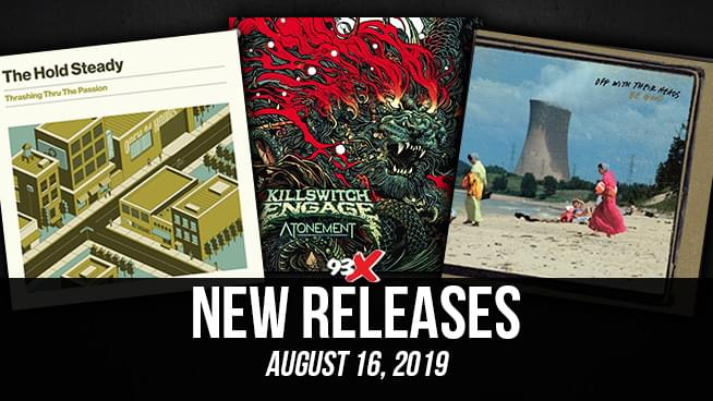 Notable New Releases – August 16, 2019