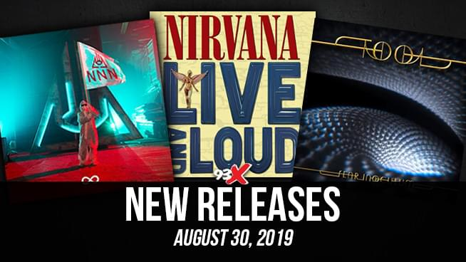 Notable New Releases – August 30, 2019