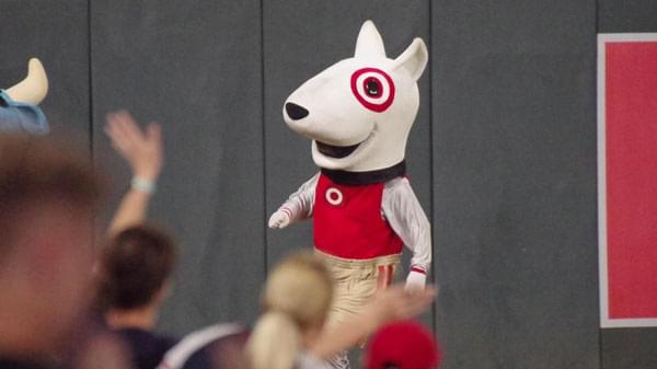 Watch Ross Run in the Mascot Race at Target Field