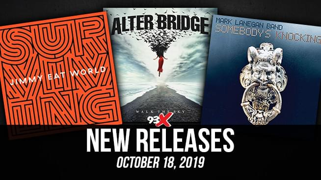 Notable New Releases – October 18, 2019