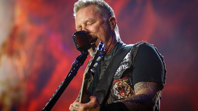 There's A Mysterious Countdown Clock On Metallica's Website