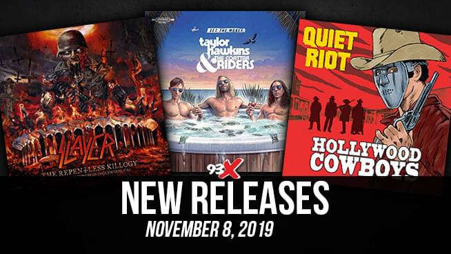 Notable New Releases – November 8, 2019