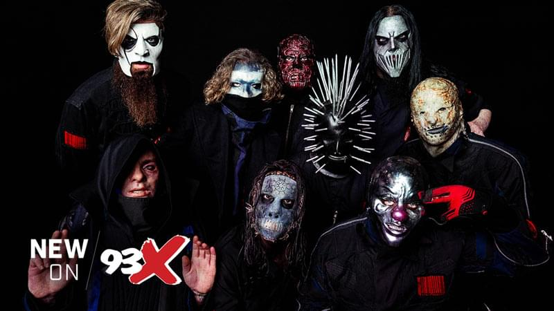 "New on 93X: Slipknot ""Nero Forte"""