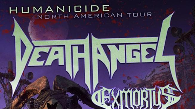 NOV 23 • Death Angel