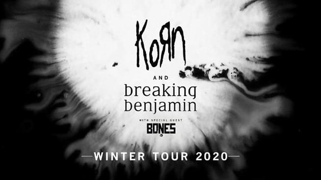 FEB 7 • Korn & Breaking Benjamin