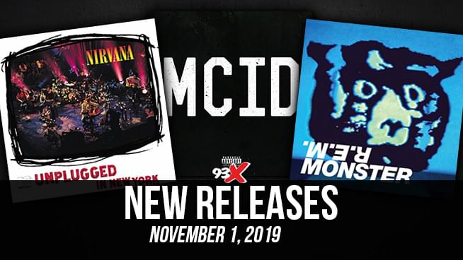 Notable New Releases – November 1, 2019