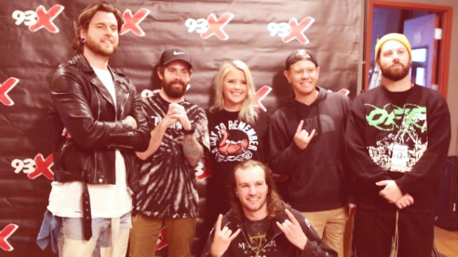 Eat and Greet with A Day to Remember