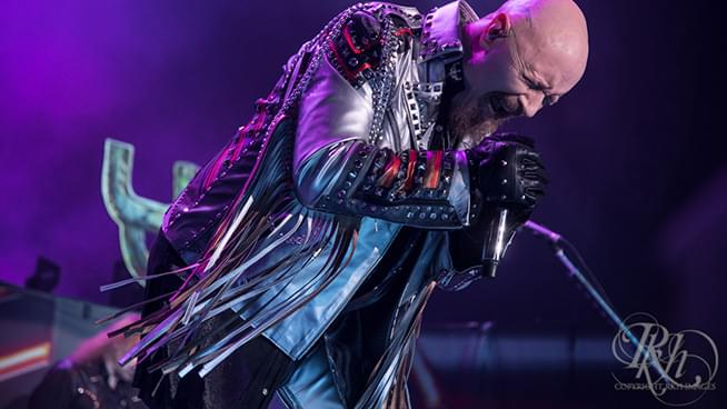 Rob Halford Dreamed of British Big 4 Show