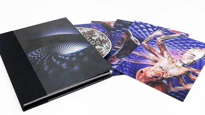 Tool to Release 'Expanded Book Edition' of Fear Inoculum