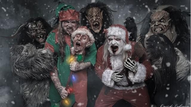 Impaler's Christmas Card