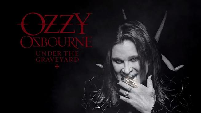 "Ozzy's ""Under The Graveyard"" Reaches #1"