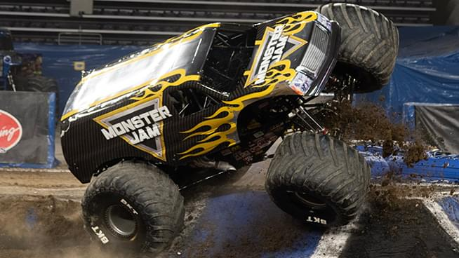 PHOTOS: Monster Jam at US Bank Stadium (December 14, 2019)