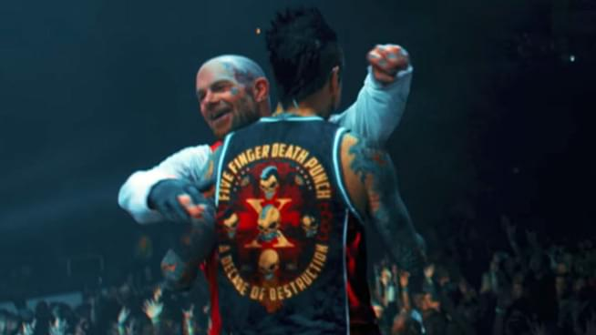 FFDP Release Official Inside Out Video