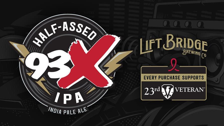 93X Half-Assed IPA